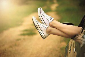 Savoir lever le pied