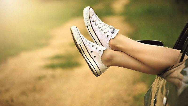 Sachez lever le pied